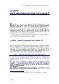 LA CHINE, PUISSANCE TECHNOLOGIQUE EMERGENTE - Ifri - Page 4