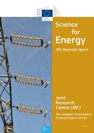 Science for Energy - European Commission - Europa