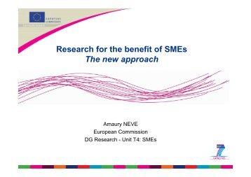 EC contribution - Eurosfaire