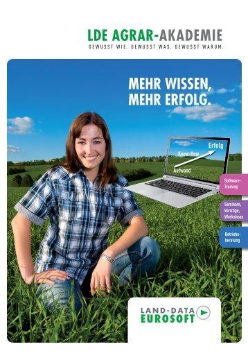 lde agrar-akademie - Land-Data Eurosoft
