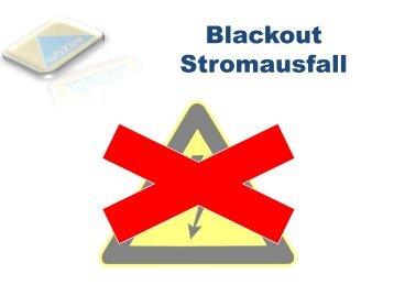 Blackout - Stromausfall
