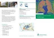 Radiologie - Asklepios