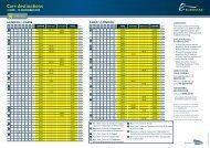 View timetable - Eurostar