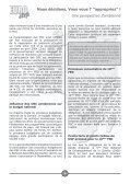 Une perspective Zambienne - Eurostep - Page 7