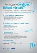 Prenajmeme multifunkčné zariadenie - EUROtoner - Page 2