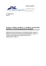 5. Europos mokyklų direktorių ir direktorių pavaduotojų paskyrimo ir ...