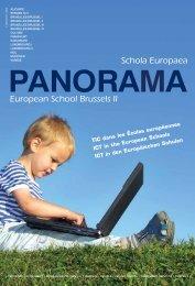 Schola Europaea European School Brussels II