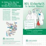 Patienten - Asklepios Kinderklinik Sankt Augustin