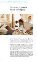 Telemedizin verbessert Patientenversorgung - Asklepios