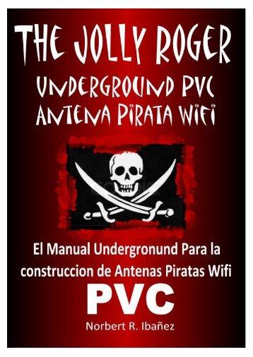 the jolly roger undergroun antena pirata wifi - El Blog de Vinsentvega