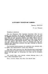 Euskal filologiazkoak, nahas-mahas - Euskaltzaindia