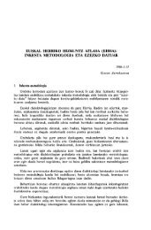 euskal herriko hizkuntz atlasa (ehha): inkesta ... - Euskaltzaindia