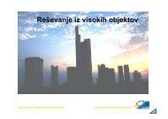 Reševanje iz visokih objektov - EUSR