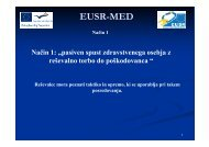 Passive descent of medical personnel to the patient with ... - EUSR