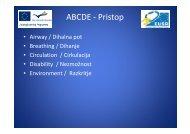 ABCDE - Pristop - EUSR