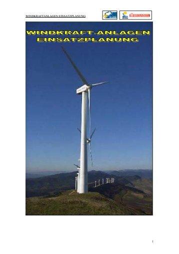 Rettung von Windkraftanlagen - EUSR