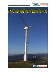 Rescue from windgenerators - EUSR