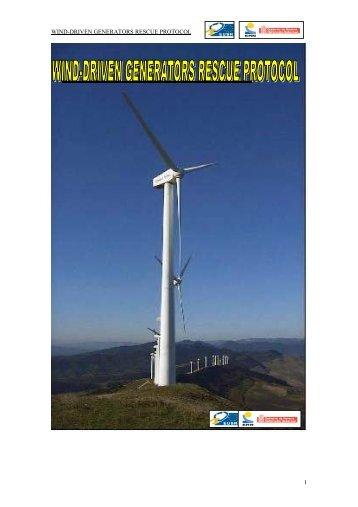 Rescue from windgenerators - EUSR