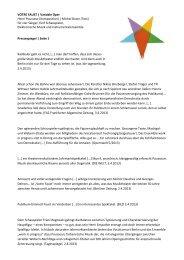 Pressestimmen - Euterpe Management