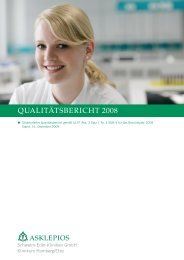 Asklepios Schwalm-Eder-Kliniken GmbH, Klinikum Homberg/Efze