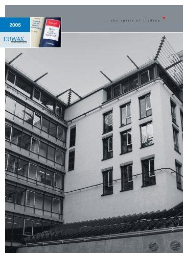 Corporate Governance - Euwax AG