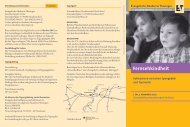 Programmflyer zum Download - Evangelische Akademie Thüringen