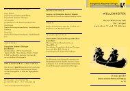 Tagungsprogramm zum Download - Evangelische Akademie ...