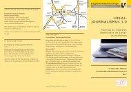 Tagungsprogramm als pdf zum Download - Evangelische Akademie ...