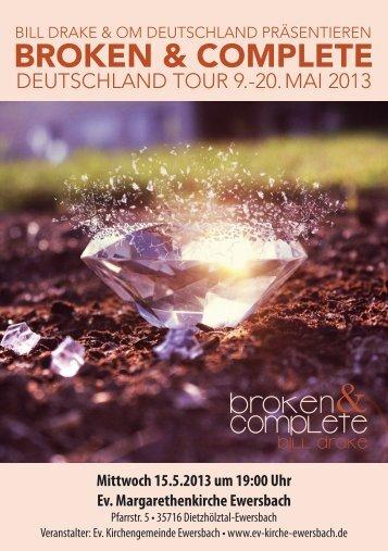BROKEN & COMPLETE - OM Deutschland