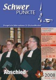 4 2008 - Evangelische Kirchengemeinde Graben-Neudorf
