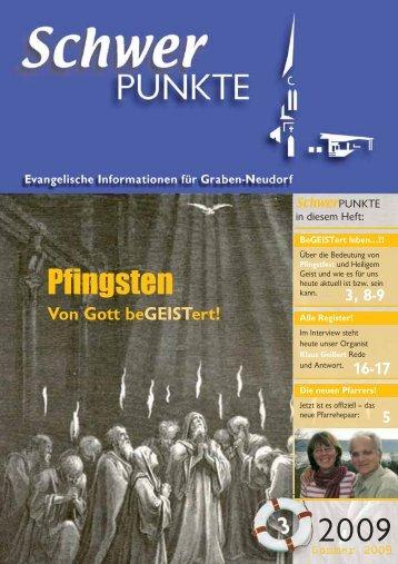 3 2009 - Evangelische Kirchengemeinde Graben-Neudorf