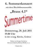 3 / 2011 - Evangelische Kirchengemeinde Graben-Neudorf - Page 2