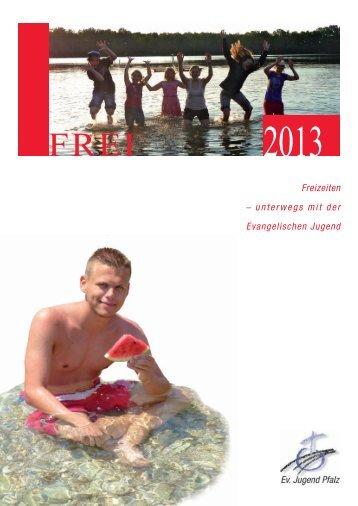 Freizeiten  unterwegs mit der Evangelischen Jugend