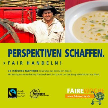 Rezeptheft 2009 - Faire Woche