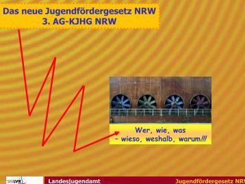 und Jugendfördergesetz - Evangelische Jugend von Westfalen