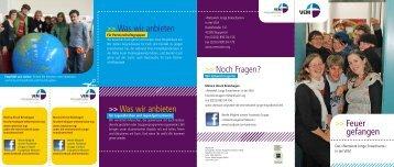 gefangen - Evangelische Jugend von Westfalen