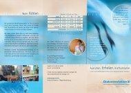Flyer Kurzzeitpflege als pdf