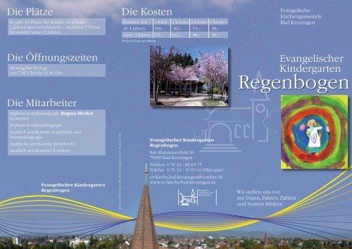 Regenbogen - Evangelische Kirchengemeinde Bad Krozingen