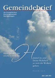 PDF-Datei - Evangelischer Kirchenbezirk Breisgau-Hochschwarzwald