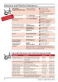 Gemeindebrief August/September 2012 - Evangelische ... - Page 2
