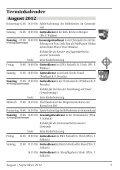 Gemeindebrief August/September 2012 - Evangelische ... - Page 5