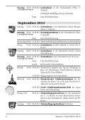 Gemeindebrief August/September 2012 - Evangelische ... - Page 6