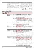Gemeindebrief April/Mai 2007 - Evangelische Kirchengemeinde ... - Page 4