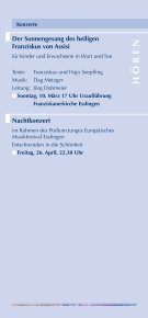 Aktuelles Programm - Evangelischer Kirchenbezirk Esslingen - Seite 3