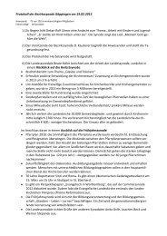 Protokoll vom 19.2.13 - Evang. Kirchenbezirk Göppingen