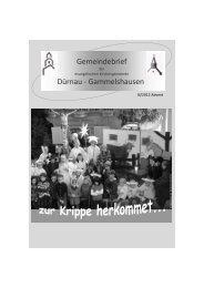 Gemeindebrief Dü-Ga 3-2012 - Evang. Kirchenbezirk Göppingen