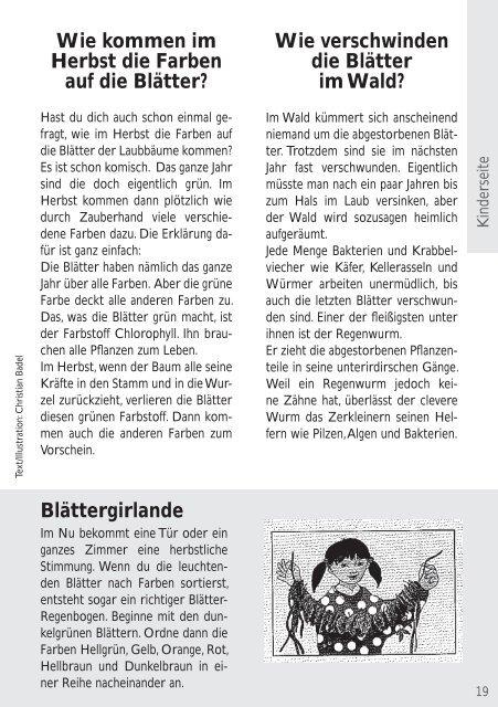 Gemeindebrief, Ausgabe Oktober/November 2012 - Evangelische ...