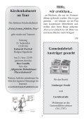 Gemeindebrief, Ausgabe Juli/August/September 2006 - Page 7