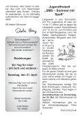 Gemeindebrief, Ausgabe April/Mai/Juni 2007 - Evangelische ... - Page 4