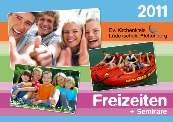2011 Freizeiten - Ev. Kirchenkreis Lüdenscheid Plettenberg
